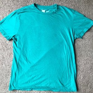 Teal Urban Outfitters t-shirt